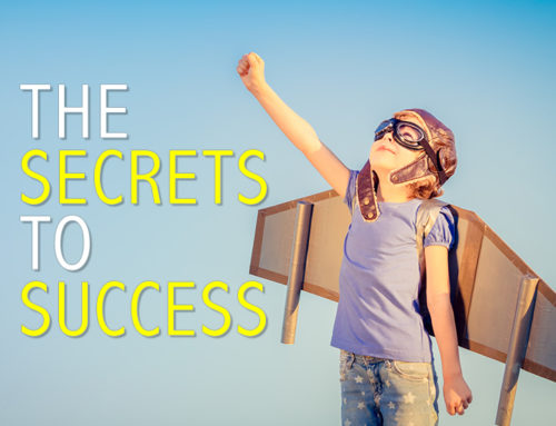 The secrets of success…